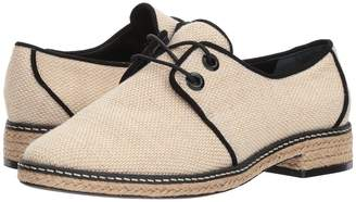 Tory Burch Fawn Oxford Espadrille Women's Lace up casual Shoes