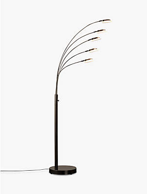 Curved Floor Lamp Shopstyle Uk