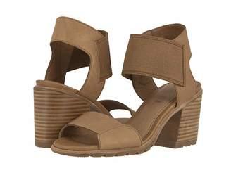 da174cf3e Sorel Leather Upper Women's Sandals - ShopStyle