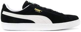 Puma classic suede sneakers