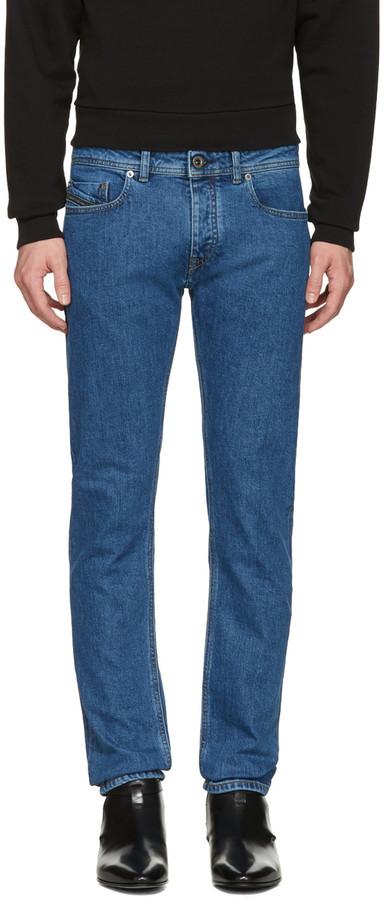 Diesel Black Gold Blue Type-2510 Jeans