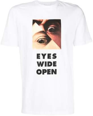 Neil Barrett Eyes Wide Open T-shirt
