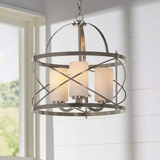 Co Darby Home Farrier 3-Light Lantern Pendant