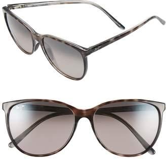 Maui Jim Ocean 57mm PolarizedPlus2(R) Sunglasses