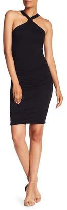 Velvet by Graham & Spencer Ruched Body-Con Dress