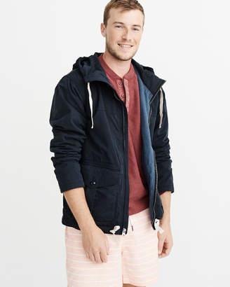 Abercrombie & Fitch Windbreaker Jacket