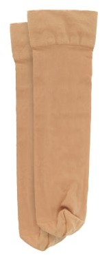 Wolford Individual 10 Ankle Socks - Womens - Nude
