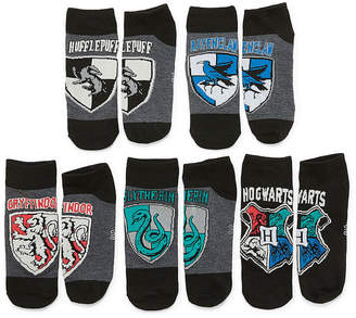 Asstd National Brand 5 Pair Harry Potter No Show Socks - Womens