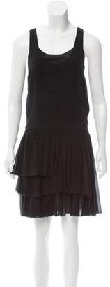 Edun Silk Mini Dress
