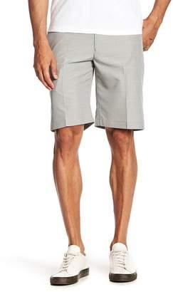 Louis Raphael Plaid Golf Shorts