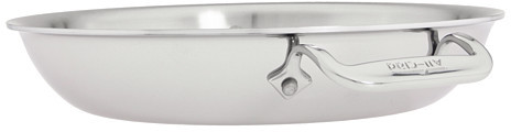 All-Clad Stainless Steel 2 Qt. All Purpose Pan with Domed Lid