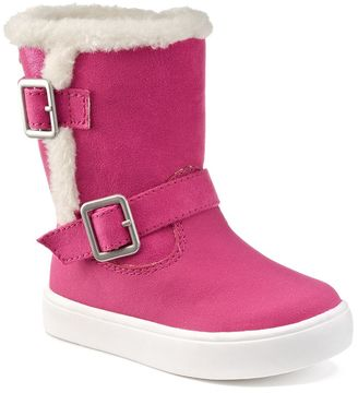 Carter's Siberia Toddler Girls' Boots $44.99 thestylecure.com