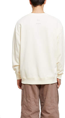Acne Studios Hippo Print Sweatshirt
