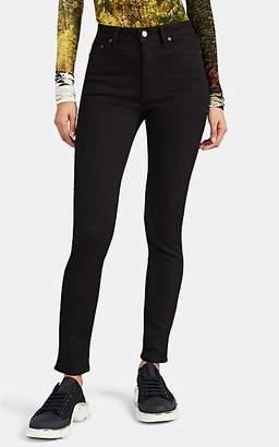 Acne Studios Women's Peg Skinny Jeans - Black