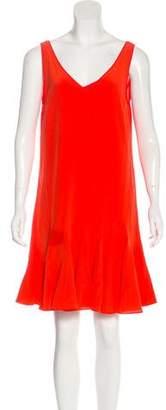 Club Monaco Silk Sleeveless Dress