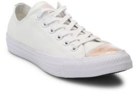 Converse Chuck Taylor All Star Brush Off Cap-Toe Sneakers $60 thestylecure.com