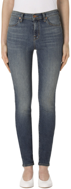 J Brand Maria High-Rise Skinny In Enchant