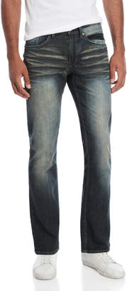 Buffalo David Bitton Driven-X Basic Straight Stretch Jeans