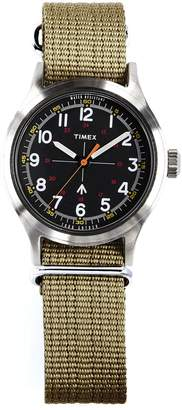 Todd Snyder Timex + The Military Watch