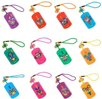 Chinese Zodiac Ornaments, Fashion Chinoiserie Pendant Key Chain for Car Handbag HWKAIZ Charm Creative Gift Dog