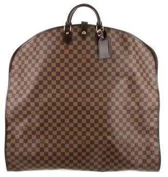 17fb56de8 Louis Vuitton Damier Ebene Garment Cover