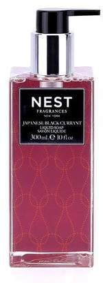 NEST Fragrances Japanese Black Currant Liquid Soap, 10 oz./ 300 mL
