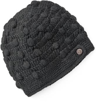 5b2904d0449 Sijjl SIJJL Fleece-Lined Crochet Wool Beanie Hat