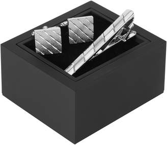 Skopes Cufflinks And Tie Bar Set