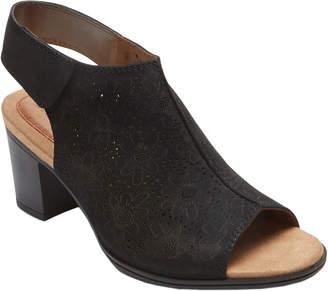 Rockport Hattie Leather Heeled Sandal