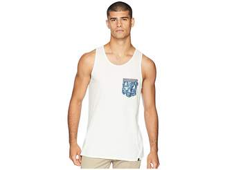 Rip Curl Pocketeer Heritage Pocket Tank Top Men's Sleeveless