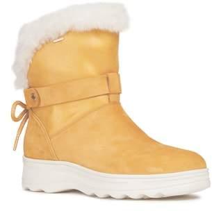 Geox Hosmos ABX Waterproof Faux Fur Trim Boot