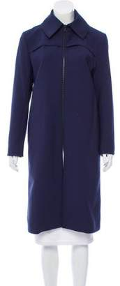 Victoria Beckham Victoria, Structured Wool Coat