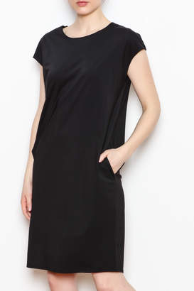 Nu New York Sleeveless Pocket Dress