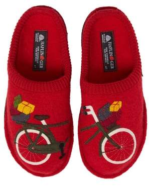 Haflinger Bicycle Slipper