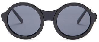 MINKPINK Women's Fierce Sight Polycarbonate Frame Sunglasses $50 thestylecure.com