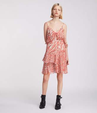 AllSaints Enya Kazuno Dress