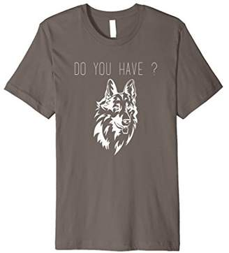 TShirt do you have a dog connect to people