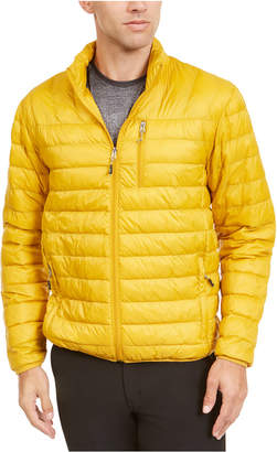Hawke & Co Men Packable Down Puffer Jacket