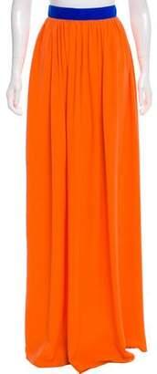 Roksanda Silk Maxi Skirt w/ Tags