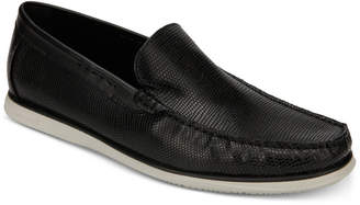 Kenneth Cole Men's Textured Cyrus Slip-Ons Men's Shoes