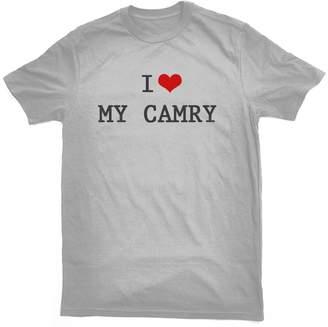 Bertie I Love My Camry T-Shirt, Grey