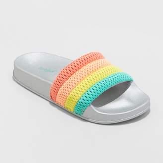 Cat & Jack Girls' Maria Slide Sandals