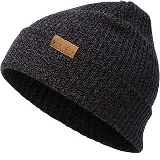Neff Men s Fold Merino Knit Beanies bbd93769e55