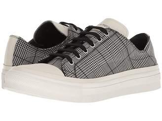Alexander McQueen Plaid Sneaker Men's Shoes