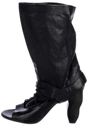 Marsèll Bella Leather Boots