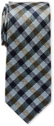Ben Sherman Irvin Checkered Tie