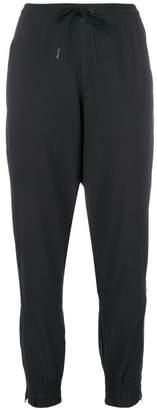 adidas by Stella McCartney layered cropped joggers