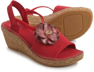 Toni Pons Isabel Espadrille Wedge Sandals (For Women) $49.99 thestylecure.com