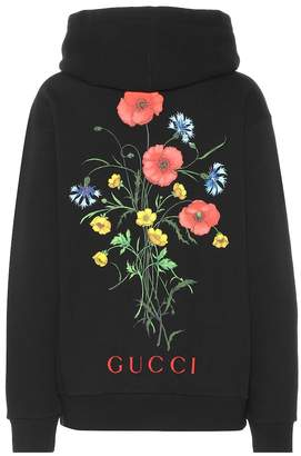 Gucci Chateau Marmont cotton hoodie