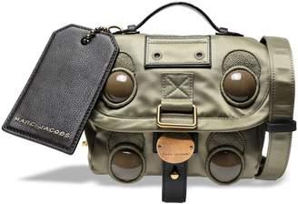 Marc Jacobs (マーク ジェイコブス) - Marc Jacobs 装飾付き ツイル ショルダーバッグ